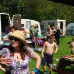 Craft fair at Stonewylde Moongazy Camp 2014
