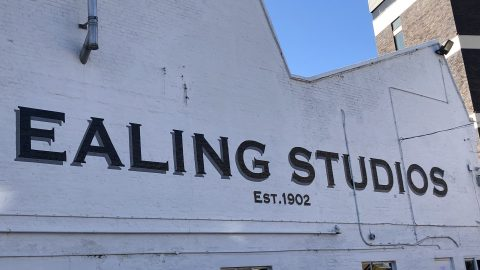 Advanced Structure with John Yorke at Ealing Studios